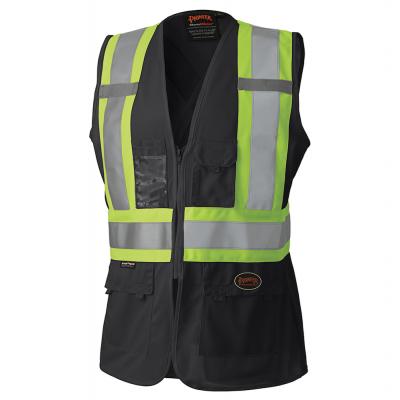 Hi-Viz Women's Safety Vest