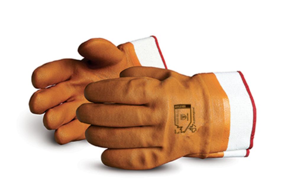 North Sea Premium Winter PVC Gloves