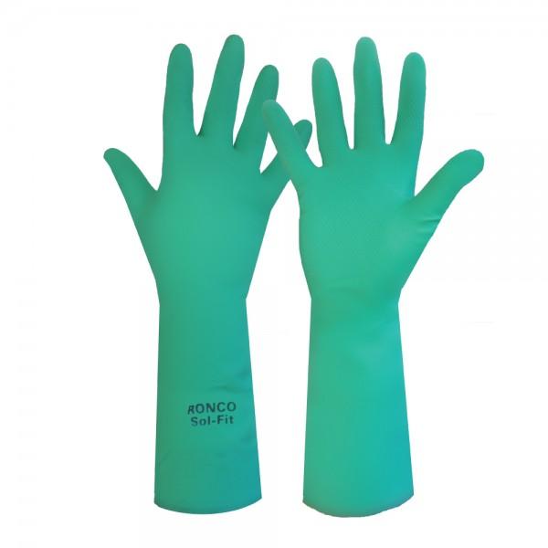 Sol-Fit Nitrile Reusable Gloves