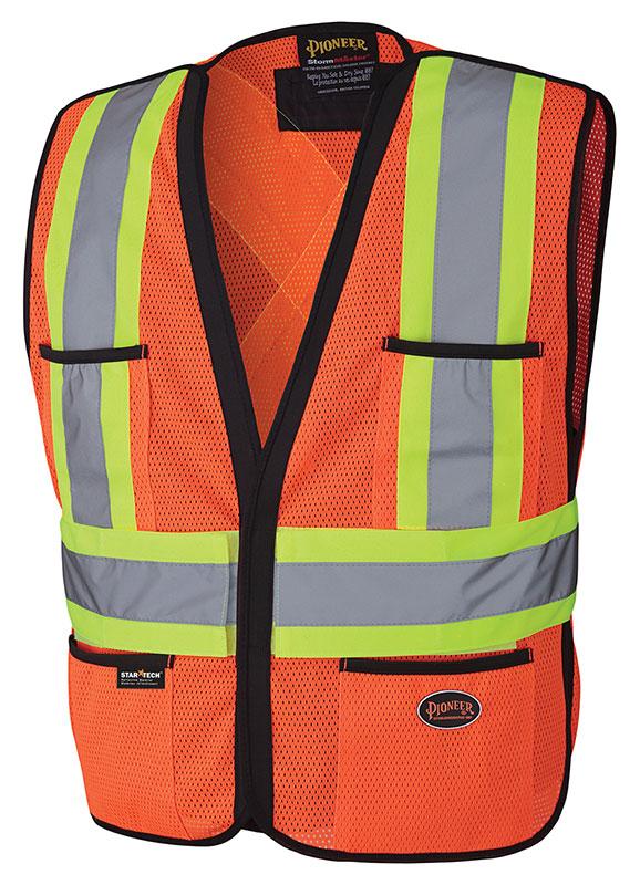 Hi-Vis Traffic Vest