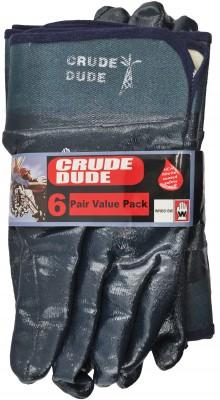 Crude Dude Gloves