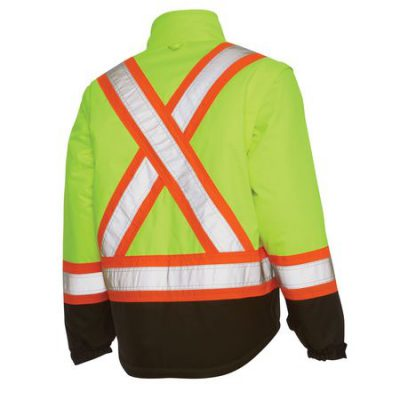 5-in-1 System Jacket, Green, 3XL