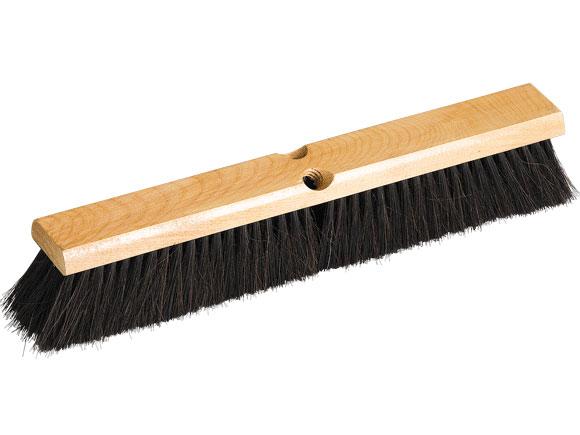 Horsehair Mix Broom Head