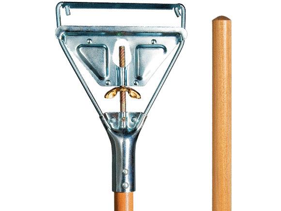 Quick Change Mop Handles