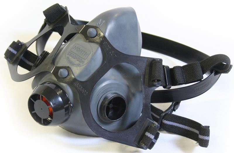 Elastometric Half-Mask Respirator