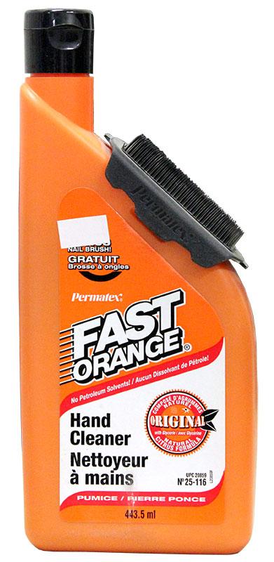 Fast Orange With Pumice