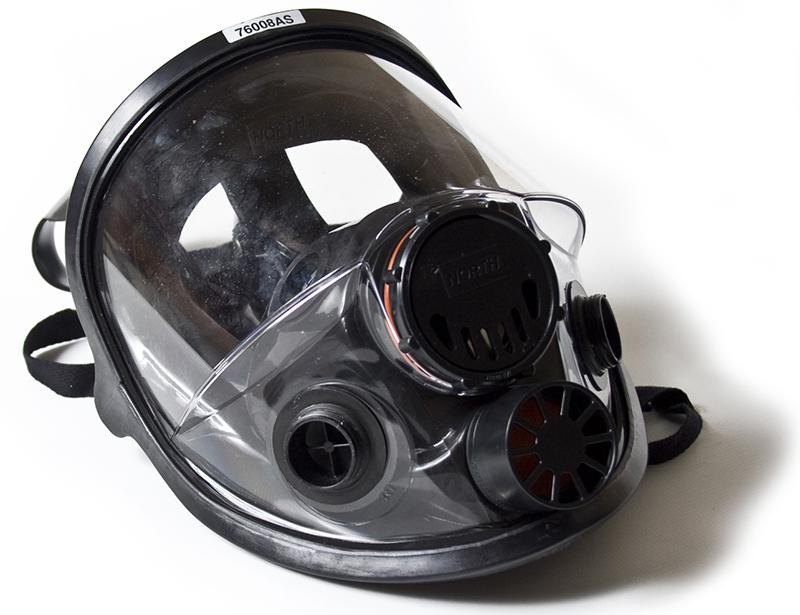 Full-Face Respirators