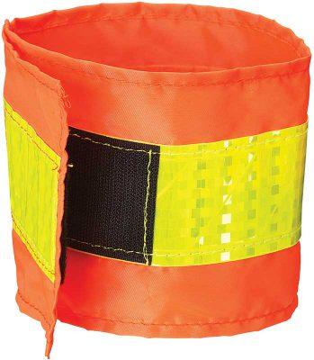 High Visibility Sash Belt and Arm Bands