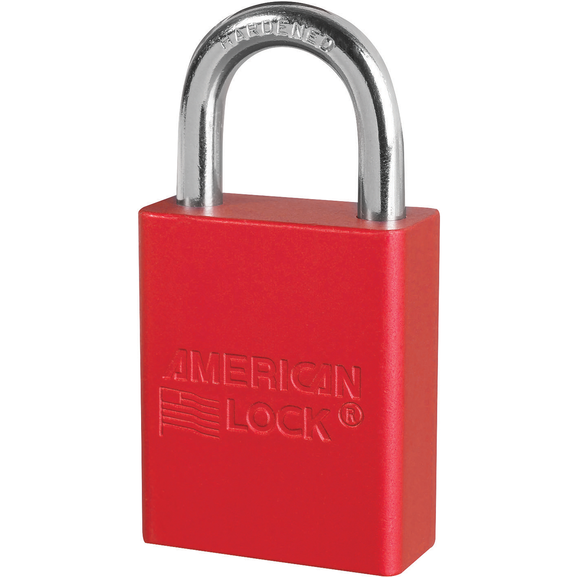 American Lock Aluminum Safety Padlock