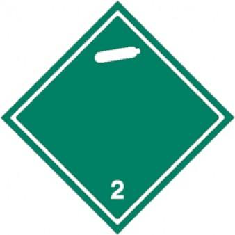 Non-Flammable Non-Toxic Gases Class 2