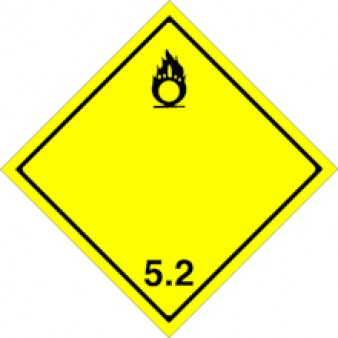 Organic Peroxides Class 5.2