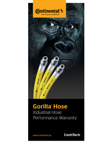 Gorilla Warranty Brochure
